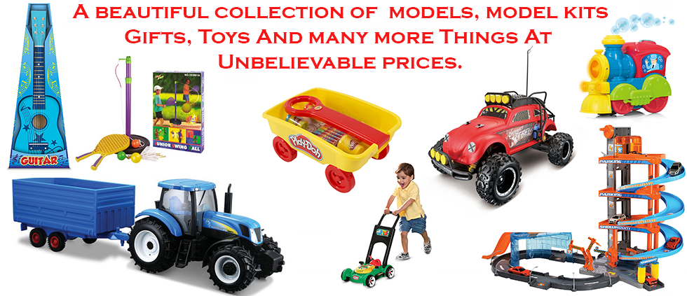 outdoor toys gifts model kits models presents adults kids games